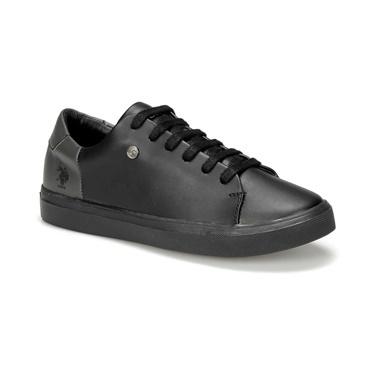 U.S. Polo Assn. Nordes 9Pr Kadın Sneaker Ayakkabı Siyah